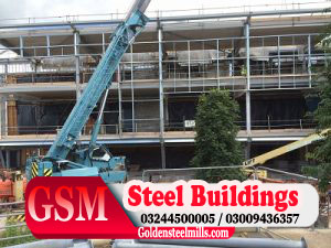 steel structure fabrication companies in pakistan - steel shed price in pakistan