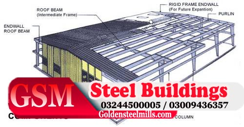Pre fabricated buildings in pakistan