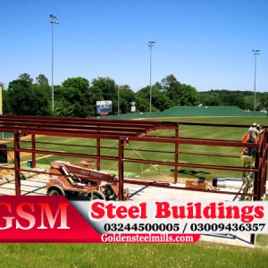 steel buildings in Pakistan - Steel Buildings Manufacturer in pakistan
